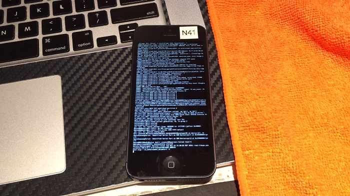 Logran hacer jailbreak a la beta de iOS 10 - ios-10-jailbreak