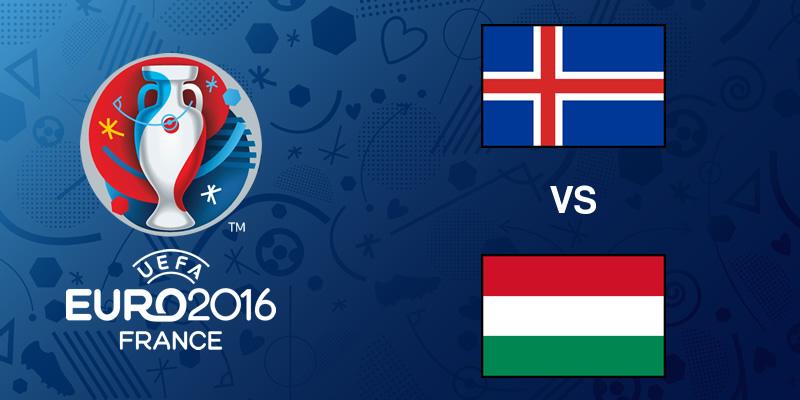 Islandia vs Hungría, Eurocopa 2016 | Resultado: 1-1 - islandia-vs-hungria-eurocopa-2016