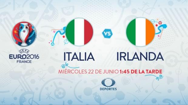 italia vs irlanda en vivo euro 2016 Italia vs Irlanda, Eurocopa 2016 | Resultado: 0 1