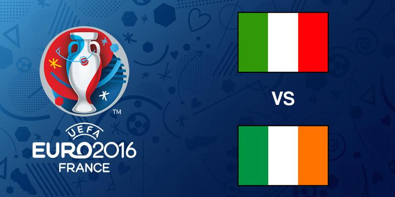 Italia vs Irlanda, Eurocopa 2016 | Resultado: 0-1 - italia-vs-irlanda-eurocopa-2016