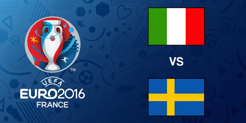 Italia vs Suecia en la Eurocopa 2016 | Resultado: 1-0 - italia-vs-suecia-eurocopa-2016