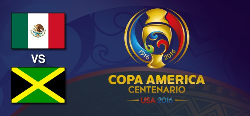 México vs Jamaica, Copa América Centenario   Resultado: 2-0 - mexico-vs-jamaica-copa-america-centenario-2016