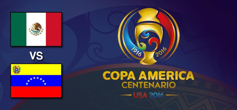 México vs Venezuela, Copa América Centenario | Resultado: 1-1 - mexico-vs-venezuela-copa-america-centenario-2016