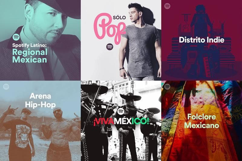 La música mexicana ya tiene su propia categoría en Spotify - musica-mexicana-spotify