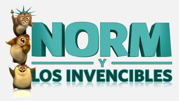 Los Estrenos de Netflix para ver el fin de semana (10 al 12 de junio 2016) - norm-y-los-invencibles