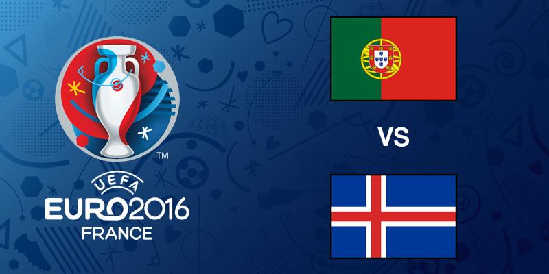 Portugal vs Islandia, Eurocopa 2016 | Resultado: 1-1 - portugal-vs-islandia-eurocopa-2016
