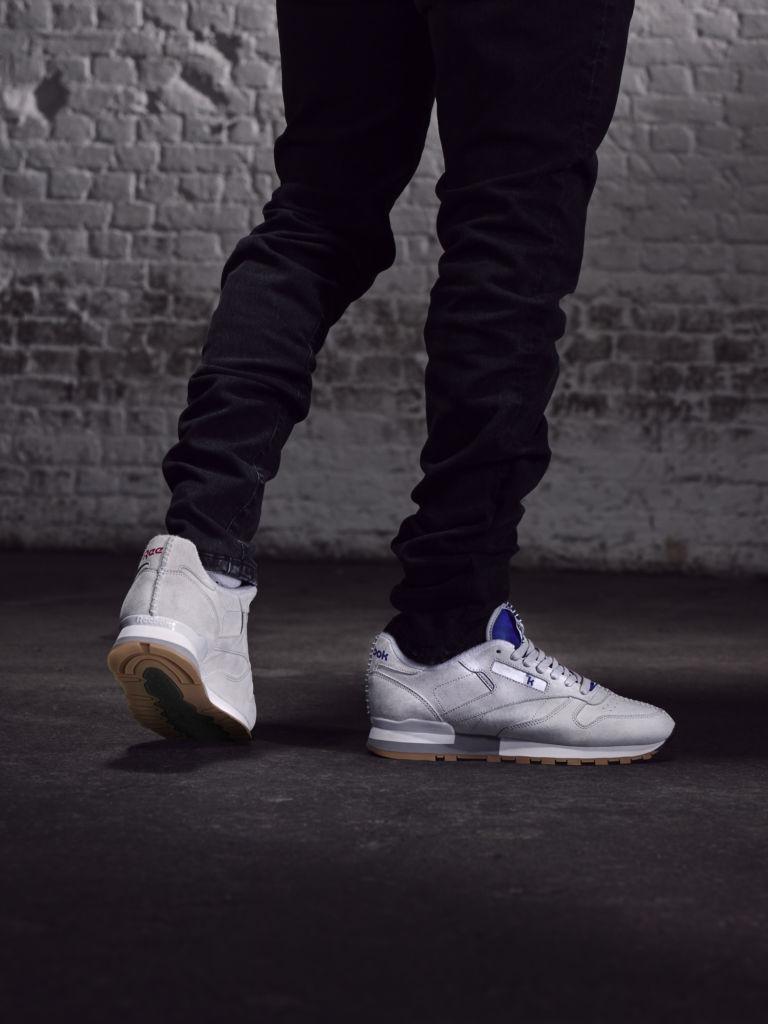 Reebok Classic y Kendrick Lamar reinterpretan el icónico Classic Leather - reebok-classic-y-kendrick-lamar3