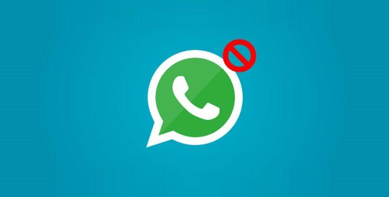 WhatsApp dejaría de ser compatible con algunos teléfonos en 2017 - whatsapp-error-800x405