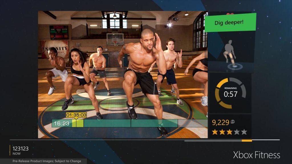 xbox fitness screen workout Microsoft anuncia el cierre de Xbox Fitness