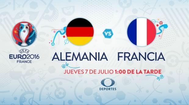Alemania vs Francia, Semifinal de la Eurocopa 2016   Resultado: 0-2 - alemania-vs-francia-en-vivo-euro-2016