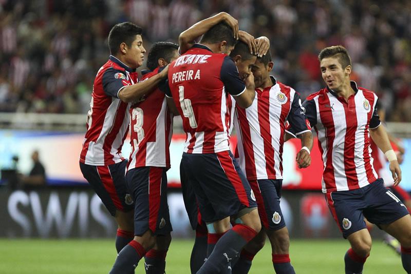 Chivas vs Arsenal, Partido amistoso 2016 | Resultado 1-3 - chivas-vs-arsenal-partido-amistoso-2016