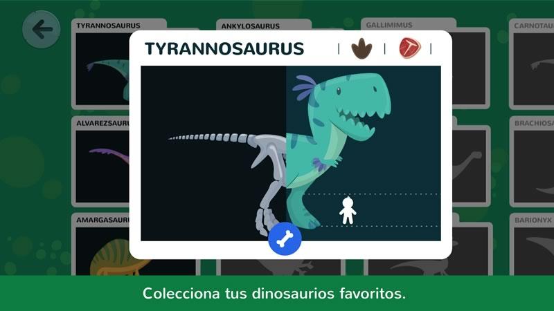 Dinos Jump: la app para niños que te lleva jugando a la prehistoria - dinos-jump-app-prehistoria