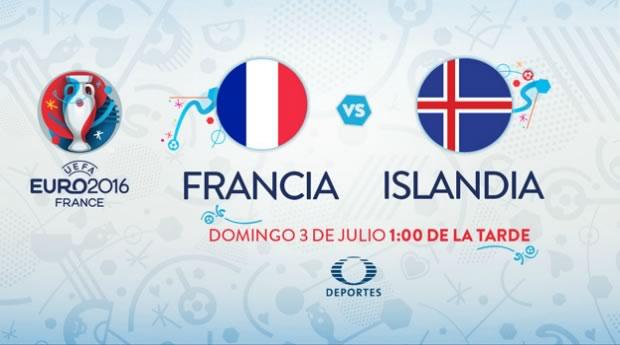 Francia vs Islandia, Cuartos de Final Eurocopa 2016 ¡En vivo! | Resultado: 5-2 - francia-vs-islandia-en-vivo-euro-2016