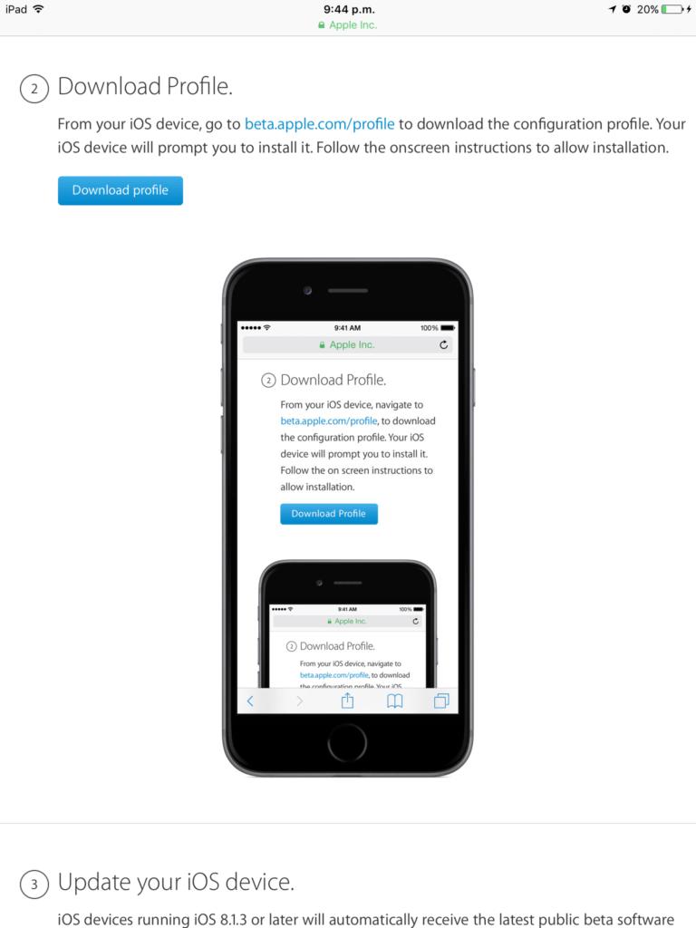 Apple libera las primeras betas públicas de iOS 10 y macOS Sierra - ios10-beta-publica