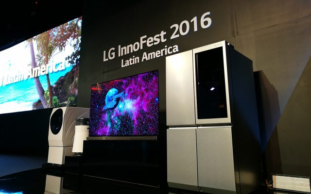 Nuevos electrodomésticos Ultra Premium LG Signature para el mercado Latinoamericano - lg-innofest-2016-latin-america