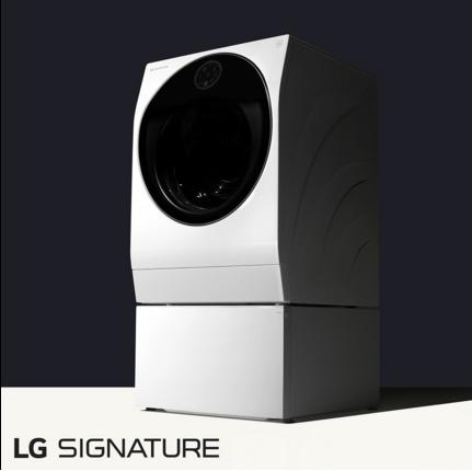 Nuevos electrodomésticos Ultra Premium LG Signature para el mercado Latinoamericano - lg-signature-es-una-version-avanzada-de-la-lg-twin-wash
