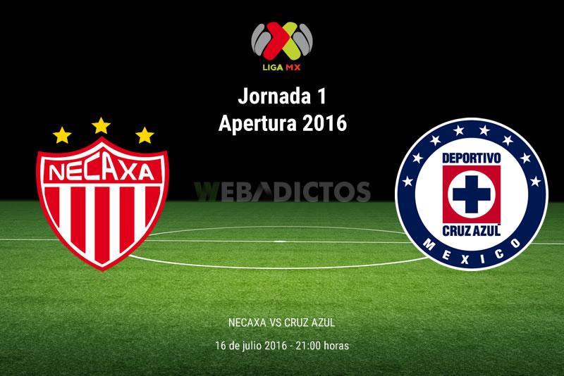 Necaxa vs Cruz Azul, Jornada 1 del Apertura 2016 | Resultado: 0-0 - necaxa-vs-cruz-azul-apertura-2016-jornada-1