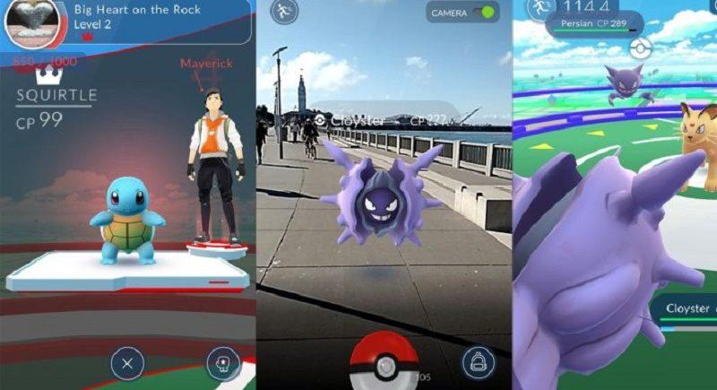 Pokémon GO: Aún sin fecha oficial para mexicanos - pokemon-2-735x400-800x435