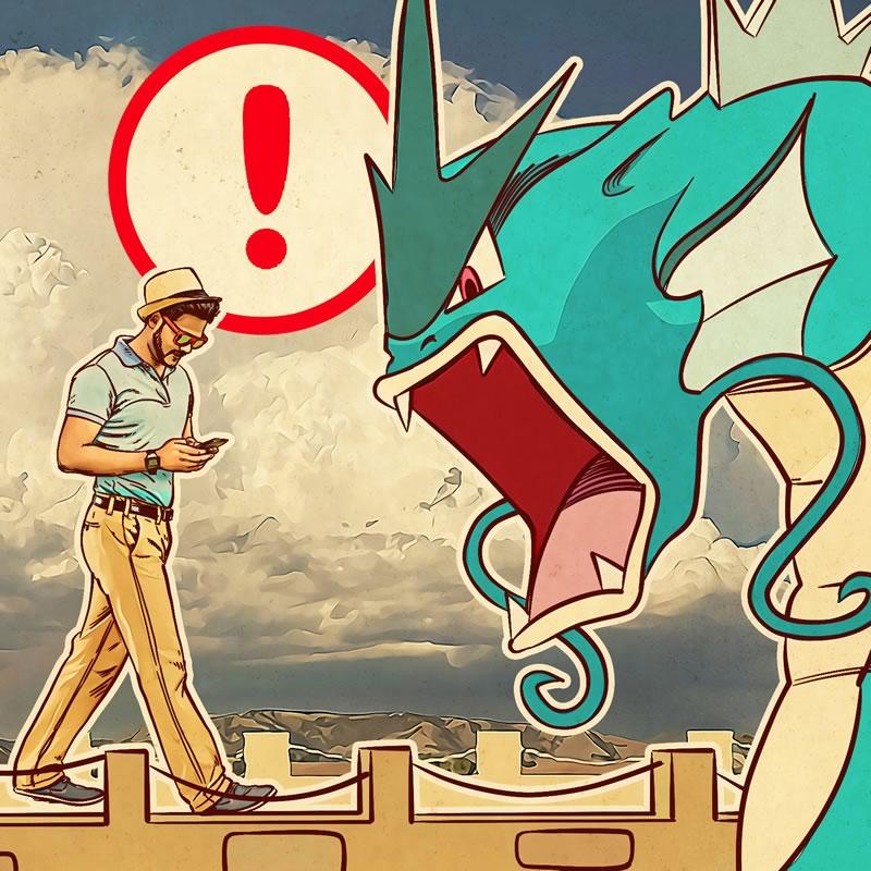 Detectan malware en versiones NO oficiales de Pokémon Go - pokemon-go-malware