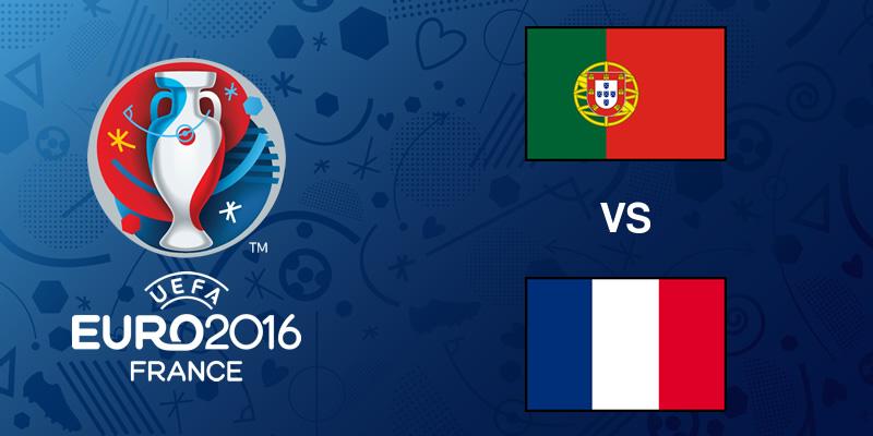 Portugal vs Francia, Final de la EURO 2016 | Resultado: 1-0 - portugal-vs-francia-eurocopa-2016