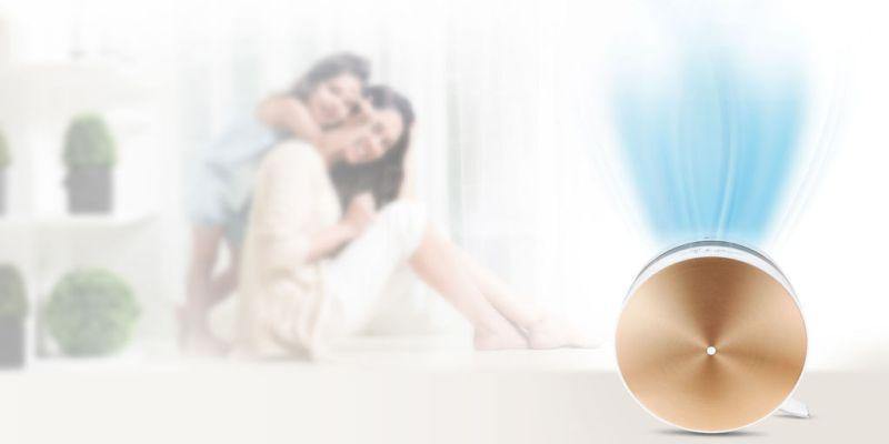 LG presenta su más avanzado e innovador purificador de aire - purificador-aire-lg-2