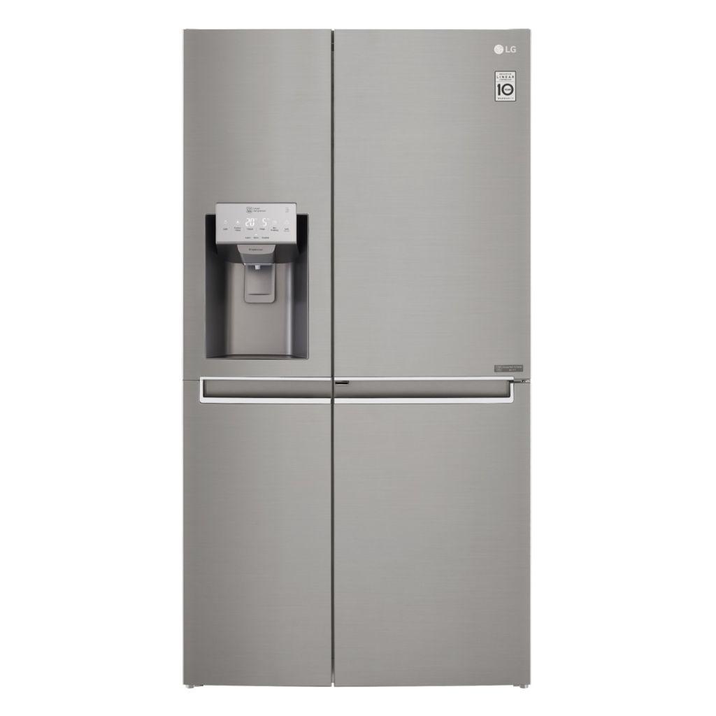 Nuevos electrodomésticos Ultra Premium LG Signature para el mercado Latinoamericano - refrigerador-lg