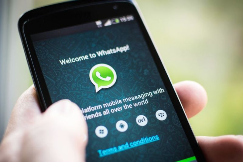WhatsApp y demás apps de chat tendrían que pagar a operadores europeos por uso de red. - whatsapp