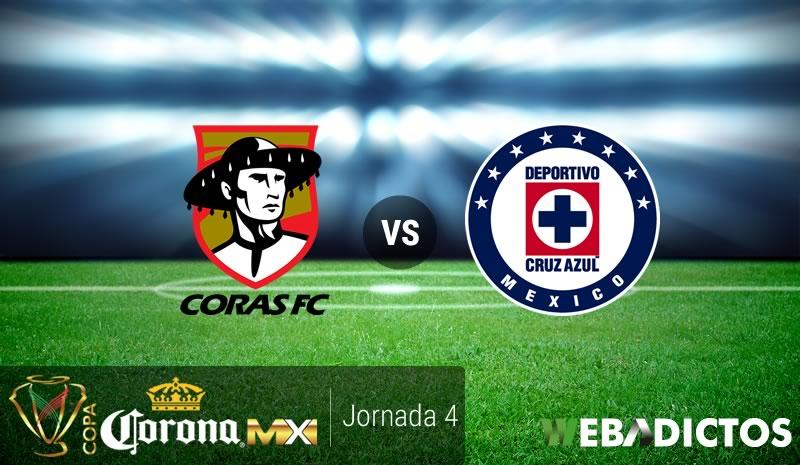 Coras vs Cruz Azul, Jornada 4 de Copa MX A2016 | Resultado: 1-4 - coras-vs-cruz-azul-copa-mx-apertura-2016