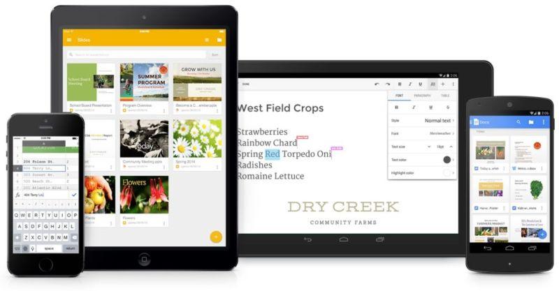 Google Docs para iPad mejora con su nueva actualización - google-docs-ipad