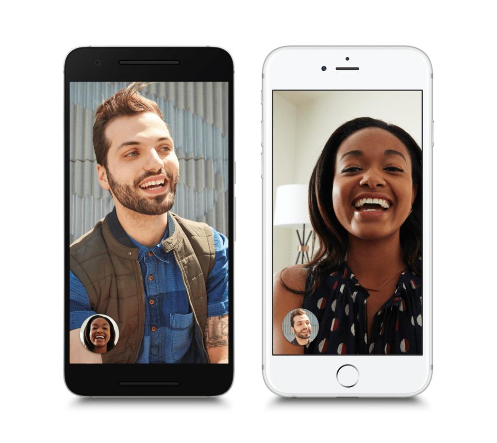 Google lanza Duo, su nueva app para videollamadas - google-duo