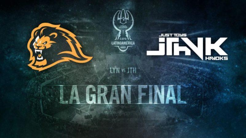 Enfrentamiento final de la CLN de League of Legends: Lyon Gaming y Just Toys Havoks - gran-final-cln-lol-800x450