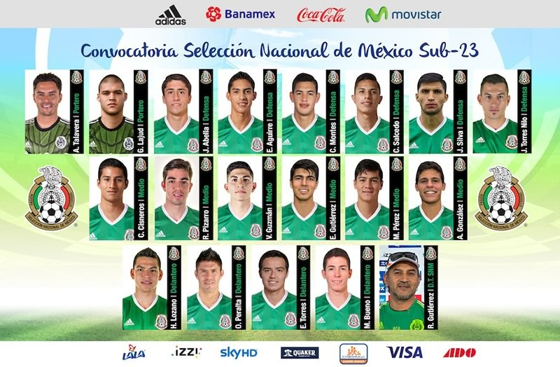 horario mexico vs alemania olimpicos de rio 2016 A qué hora juega México vs Alemania en Rio 2016 y en qué canal verlo