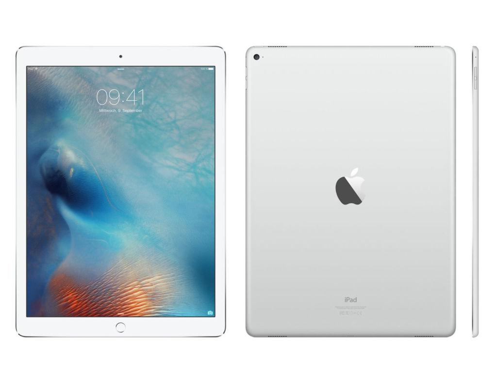 Apple planea lanzar un iPad Pro de 10.5 pulgadas - ipad-pro-silver