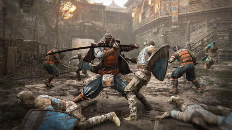 For Honor revela su alineación completa de héroes y modos multijugador - kensei_gc-ubisoft-for-honor-1-800x450