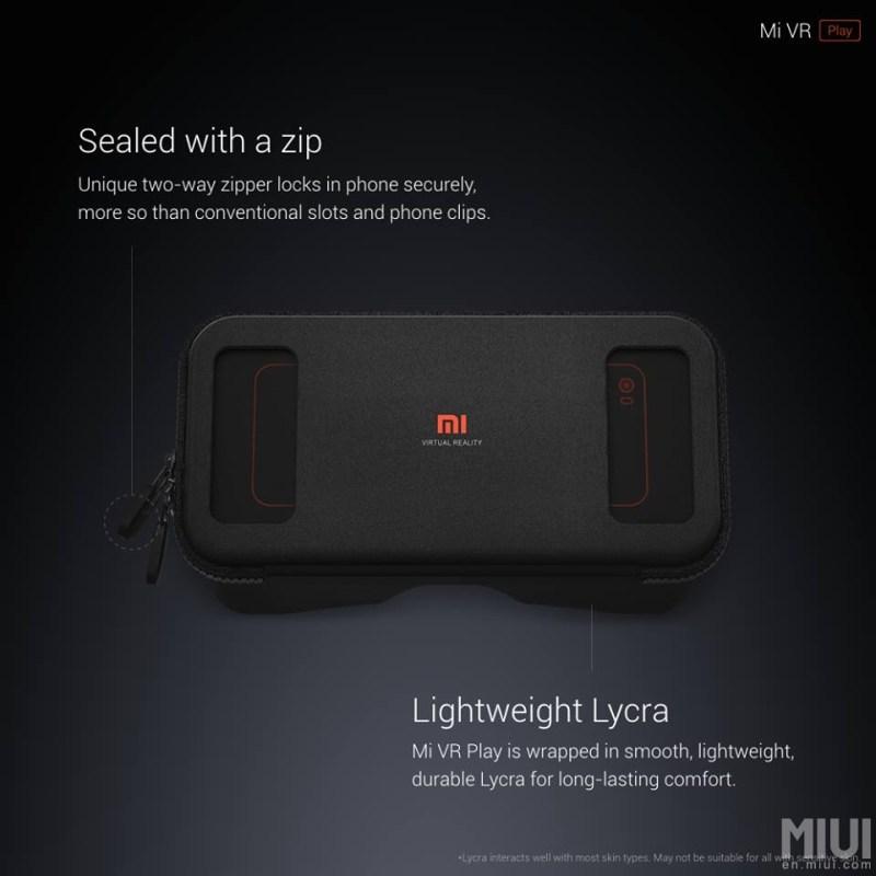 Xiaomi Mi VR Play, el casco de realidad virtual de la empresa china - mi-play-vr-2