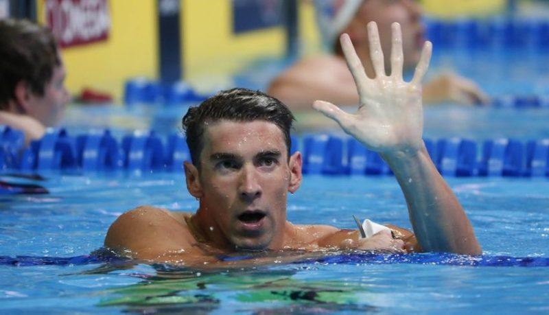 Michael Phelps, el atleta más mencionado en Facebook - michael-phelps-swimming-800x459