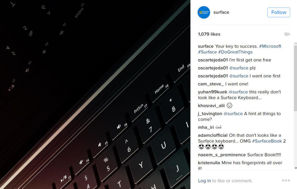 Aparece un supuesto teaser de la Surface Book 2 - new-surface-book