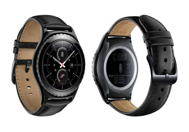 TIM y Samsung lanzan el primer reloj inteligente con tarjeta SIM incorporada - reloj-inteligente-samsung-gear-s2-classic-3g