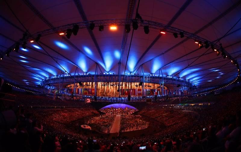 Ve la repetición de la Inauguración de Río 2016 en tus dispositivos - repeticion-de-ceremonia-de-inauguracion-de-rio-2016