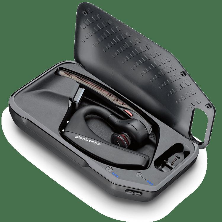 Plantronics presenta los auriculares Voyager 5200 Bluetooth de alto rendimiento - voyager-5200-uc-case