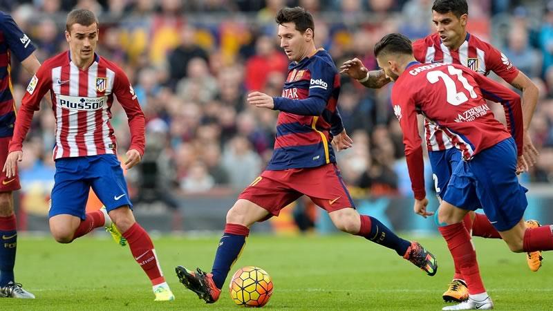 Barcelona vs Atlético de Madrid, Liga 2016 - 2017 | Resultado: 1-1 - barcelona-vs-atletico-de-madrid-2016-2017-j5