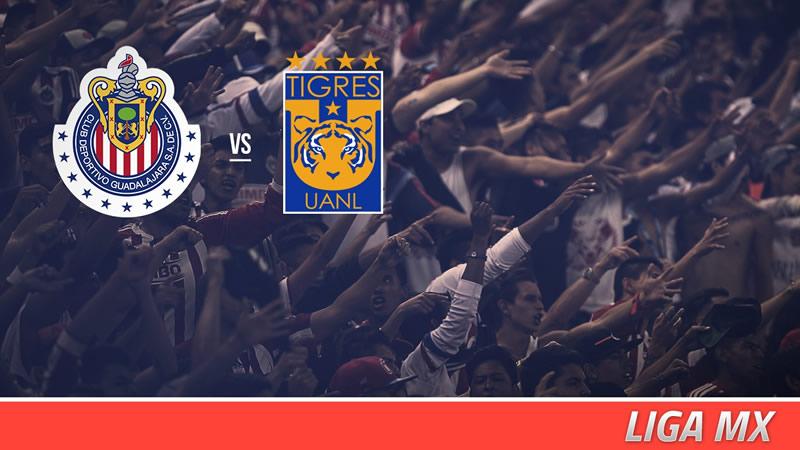 Chivas vs Tigres, J10 del Apertura 2016 | Resultado: 0-1 - chivas-vs-tigres-en-vivo-chivas-tv-apertura-2016-j10