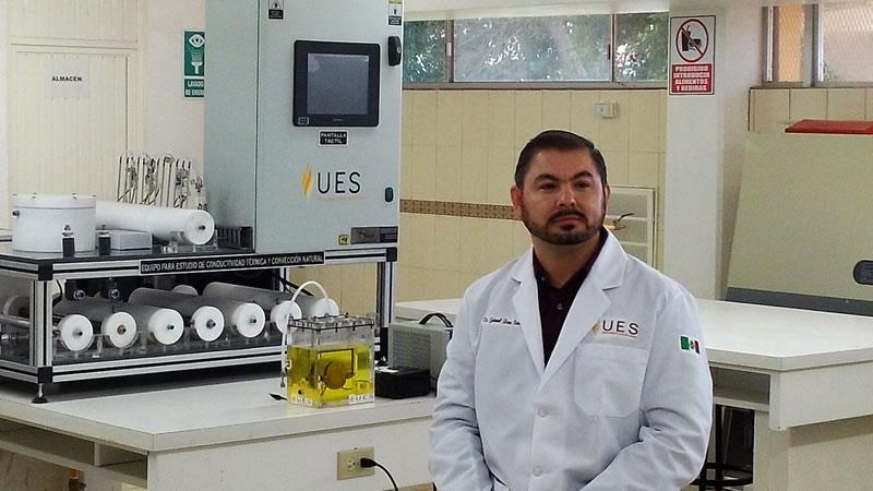¿Orina como combustible? Un mexicano patenta un dispositivo que lo transforma - gabriel-luna-sandoval-orina-en-combustible