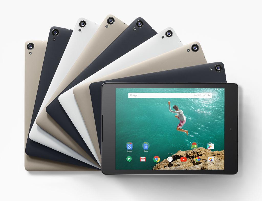 Google presentaría una tableta de 7 pulgadas hecha por Huawei - google-nexus-9