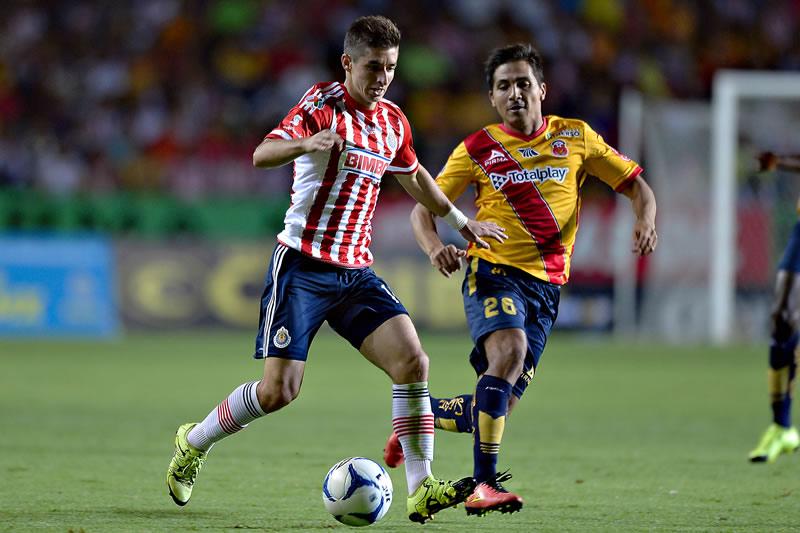 A qué hora juega Chivas vs Morelia en la Copa MX A2016 y en qué canal | Octavos de final - horario-chivas-vs-morelia-octavos-copa-mx-apertura-2016