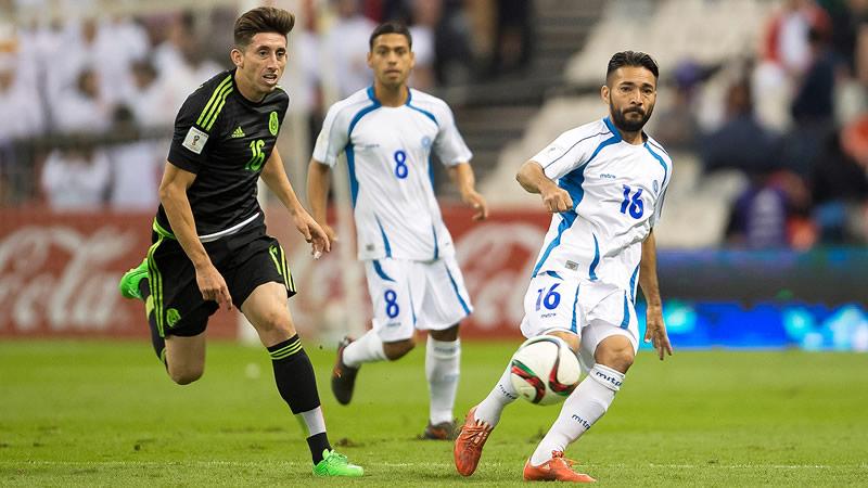 A qué hora juega México vs Honduras en las eliminatorias Concacaf para Rusia 2018 - horario-mexico-vs-honduras-eliminatorias-2016