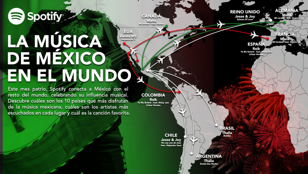 Spotify revela infografía de la música mexicana en el mundo - infografia_musica-mexicana-en-el-mundo