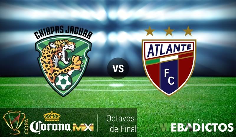 Jaguares vs Atlante, Copa MX Apertura 2016   Resultado: 2-1 - jaguares-vs-atlante-octavos-de-copa-mx-apertura-2016