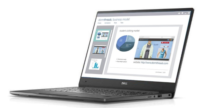 Dell presenta portafolio de cómputo para cada perfil profesional - latitude-13-7000