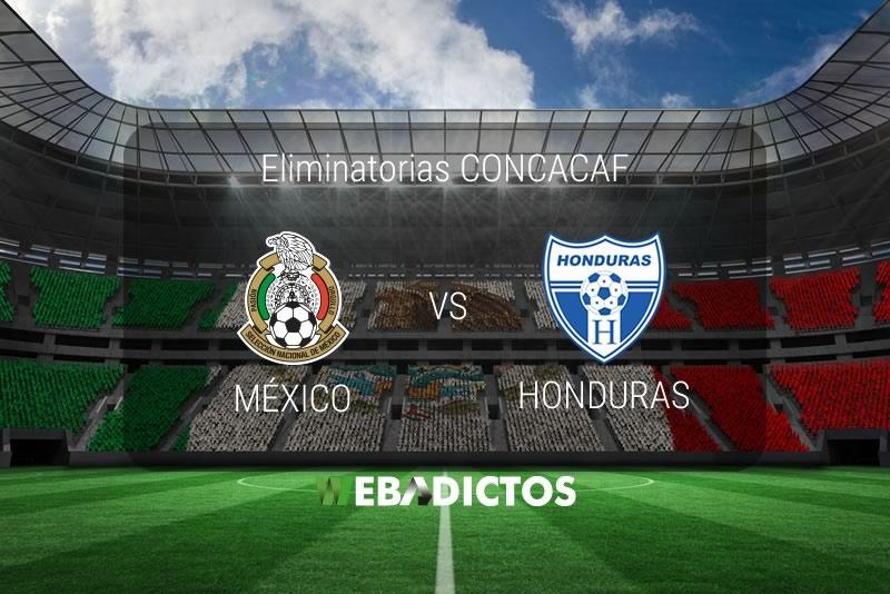 México vs Honduras, eliminatorias Concacaf para Rusia 2018 - mexico-vs-honduras-eliminatorias-concacaf-2016